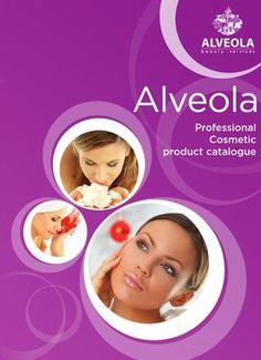 Alveola Professional Cosmetic Product Catalog