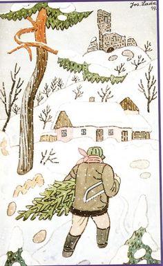 Children's Book Illustration, Childrens Books, Illustrators, The Past, Art Deco, Painters, Watercolour, Poster, Pictures