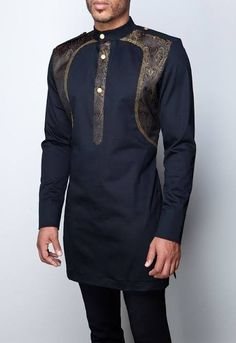 African Dresses Men, African Clothing For Men, African Shirts, African Wear, African Attire, Nigerian Men Fashion, African Men Fashion, Africa Fashion, Mode Masculine