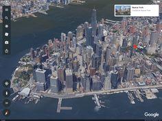 Google Earth 9: Un nuevo look, nuevas funciones | Ago 2017 :https://fireosoft.com.co/blogs/google-earth-9-nuevas-funciones/