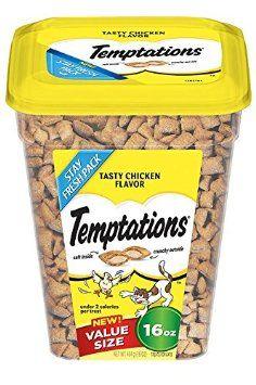 temptation cat treats - Google Search
