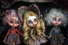 ~ Le multivers errant ~ Blythe Art dolls - pieces uniques Rebeca Cano ~ Cookie dolls www.cookie-dolls.com © All rights reserved