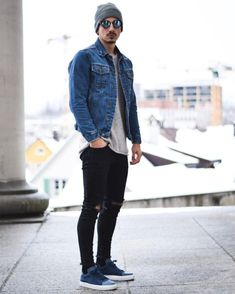 Breathtaking 48 Modest Spring Outfits for Men street style https://clothme.net/2018/04/19/48-modest-spring-outfits-for-men-street-style/
