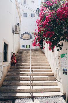 4 x Prachtige plekjes in de Algarve