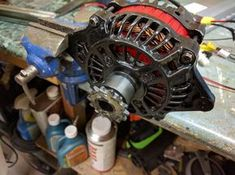 For our final technical project we decided to build an electric go kart using commonly available components. The requirements were to implement project management principles, hardware, and software design. The project build time was about 3 months, but the research started about 4 mounts in advance.   We started to research potential motors that could be suitable for a go kart. Our target motor power output was 3kW. The majority of 3 phase 3kW electric motor are...