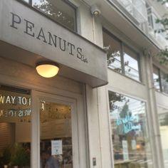 Peanuts café, Tokyo