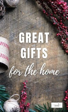 If you're shopping for a fan of all things home and interiors, this gift guide for the home is definitely one to check out. We've rounded up lots of great gifts for the home, so if you're struggling for inspiration it's the perfect place to start.  #christmasgifts #giftguide #growingfamily Living Room Inspiration, Kitchen Inspiration, Interior Inspiration, Glass Spray Bottle, Vintage Interiors, Rustic Theme, Beautiful Family, Management Tips, Inspirational Gifts