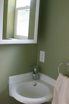 Small Space Solutions Tiny Bathroom Sinks — Roundup  Tiny Extraordinary Bathroom Sinks Small Inspiration Design