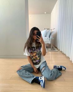 Adrette Outfits, Skater Girl Outfits, Indie Outfits, Teen Fashion Outfits, Retro Outfits, Cute Casual Outfits, Skater Girl Style, Urban Style Outfits, Casual School Outfits