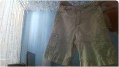 dětské kalhoty z bazaru