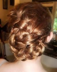 Perhaps braids for the big day?