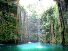 #cenote maravilla del mundo #maya
