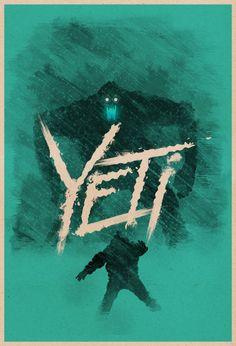 serialthrill:  Yeti byMatthew Griffin