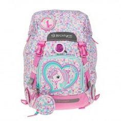 Skolesekk 1.klasse Beckmann Berry | FINN shopping Kids Outfits Girls, Girl Outfits, School Bag Organization, Girls Wardrobe, Jansport Backpack, School Bags, Little Girls, Backpacks, Pink