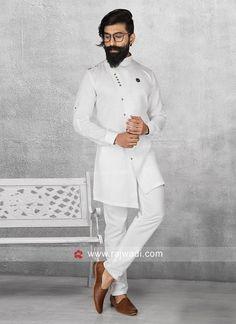 Pathani suit for mens online shopping Pathani Kurta Men, Latest Kurta Designs, Gents Kurta Design, Mens Shalwar Kameez, Kurta Pajama Men, Wedding Suits, Wedding Wear, Dark Blue Suit, Indian Groom Wear