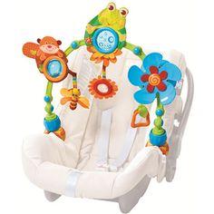 Jouet de voyage bébé arche articulée Sunny Stroll  Nature Pals en vente chez allobébé