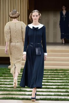 Best Looks from the Paris Haute Couture Spring-Summer 2016 Season | Chanel Haute Couture