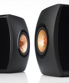 These look good: KEF LS50 Speakers