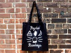 http://psychic.digimkts.com  Excellent service.  Worth a call : 855-976-3061  Black Psychic Readings Tote by DEADWEIGHT on Etsy