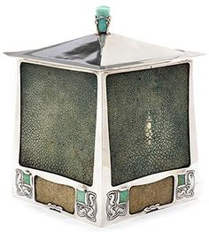 archibald knox TOBACCO BOX