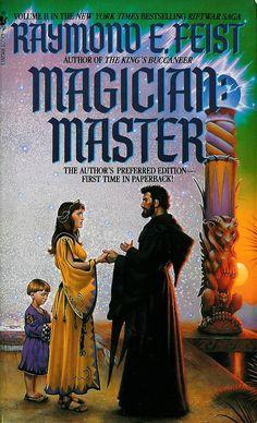 Don Maitz, Magician: Master by Raymond E. Feist.