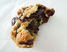 Alton Brown's Chewy Chocolate Chip Cookies