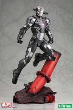 IRON MAN 3 WAR MACHINE ARTFX STATUE