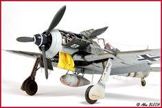 posts - DHM   Focke Wulf FW190 A8 - Eduard