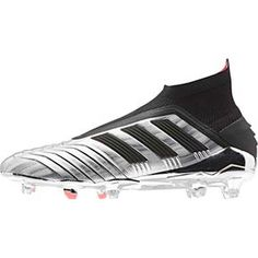 Elegant Shape Adidas Nemeziz 18+ Spectral Mode FG All Black Men's Soccer Shoes