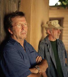 Eric Clapton & JJ Cale | David McClister
