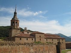 Monasterio de Yuso by Luis Javier Modino Martinez http://www.flickr.com/photos/tunguska/