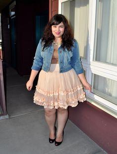 Curvy Plus Size Fashion Jay Miranda