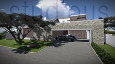 House Thlongane_ Studious Architects_ South Africa