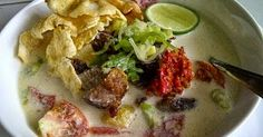 Resep Soto Betawi Plus Susu | Resep Juna