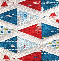 Modern Quilt Fabric, Japanese Import Fabric, Retro Fabric, Contemporary Cotton Designer Fabric