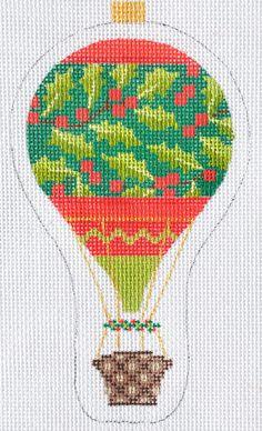 Holiday Balloon Holly