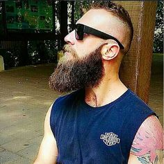 Daily Dose of Awesome Beards and Beard Styles from Beardoholic.com