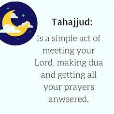 "499 Likes, 3 Comments - @ilm.emaan on Instagram: ""#tahajjud #tahajud #solattahajud #subuh #fajr"""