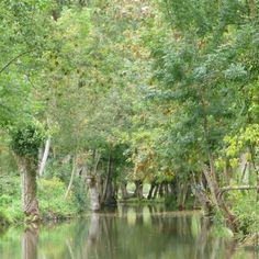 Marais Poitevin. A lesser known region of France
