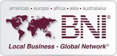 We are a proud member of BNI