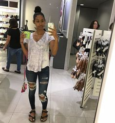 Fashion Line, Teen Fashion, Fashion Outfits, Fashion Ideas, Simple Outfits, Trendy Outfits, Cute Outfits, Girly Outfits, Birkenstock Outfit