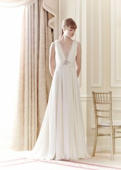 Jenny Packham 2014 bridal preview - molly