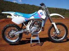 Yamaha WR 500