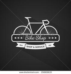 Bike Shop logo template,vector                                                                                                                                                      Mais