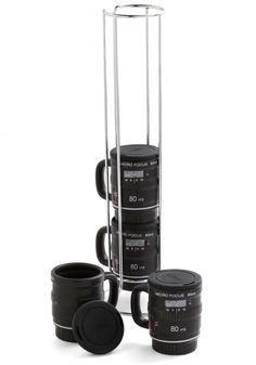 Pour and Shoot Espresso Cup Set