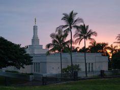 Kona, Hawaii Temple.  Gorgeous, inside and out!