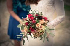 Lovely tuscan bouquet. Photo credit: Andrea Corsi
