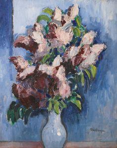 Lilas (1922-32) - Kees van Dongen