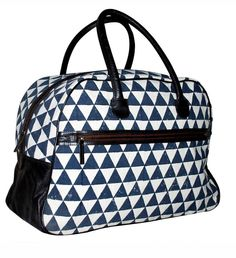 Pyramid Weekender Bag - Featured Goods | Uncovet