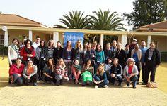 Grupo de participantes en el CEULAJ